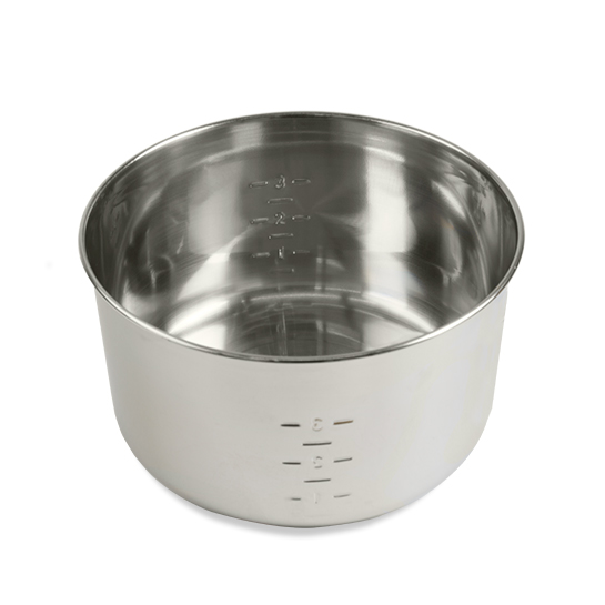 3 Cup Stainless Steel Inner Pot Inpt 3s Tatung Usa