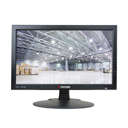 "19"" LED Wide Screen Monitor by Tatung"