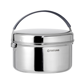 TAC-03DW 3-Cup Stainless Steel Multi-Functional Cooker by Tatung