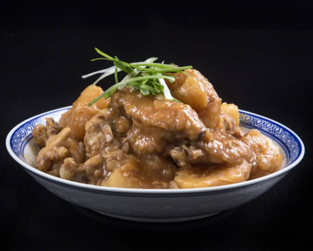 Hong Kong Chicken and Potatoes